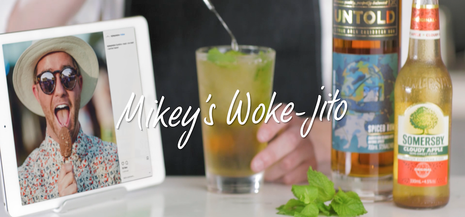 Save Me, Social Bartender: A Twist on the Classic Mojito
