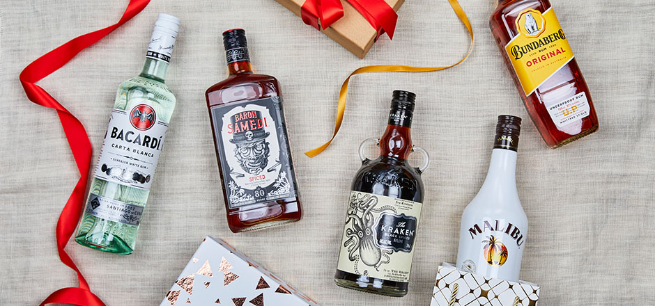 The Rum Gift Guide