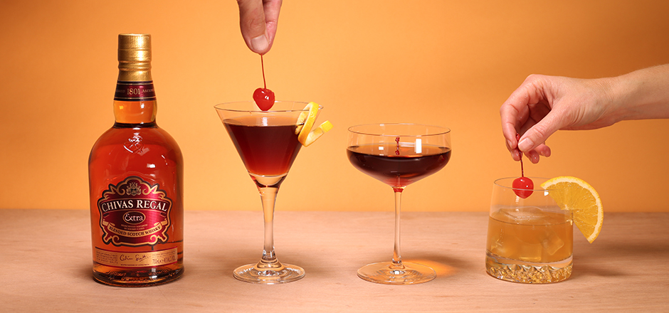 The (Sometimes) Weird History Behind Three Whisky Cocktails