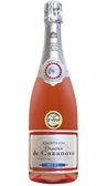 Charles de Cazanove Brut Rose Tradition NV 750mL