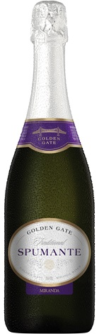 Miranda Golden Gate Spumante 750mL