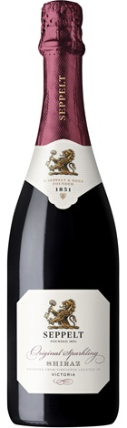 Seppelt Original Sparkling Shiraz 750mL