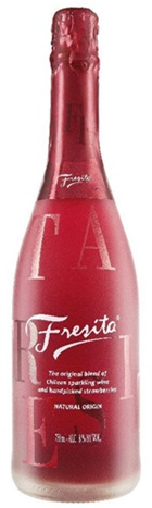 Fresita Sparkling Strawberry 750mL