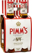Pimm's Lemonade and Ginger Ale 330mL