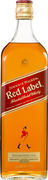 Johnnie Walker Red Label Scotch Whisky 1 Litre