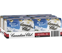 Canadian Club & Cola Can 375mL