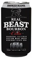 Real Beast Bourbon & Cola 330mL