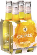 Vodka Cruiser Pure Pineapple 275mL