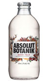 Absolut Botanik Berry Pear Bottle 330mL