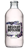 Absolut Botanik Berry Lime Bottle 330mL