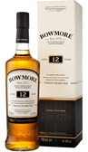 Bowmore 12YO Single Malt Scotch Whisky 700mL