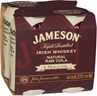 Jameson Raw and Cola Can 375mL