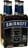 Smirnoff Ice Double Black Bottle 300mL