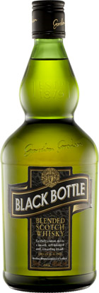 Gordon Grahams Black Bottle Scotch 700mL