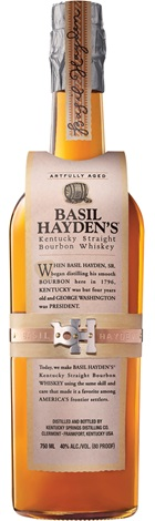Basil Hayden Bourbon 750mL
