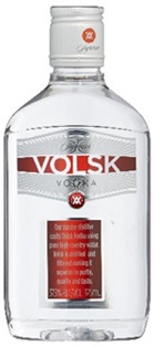 Volsk Vodka 375mL