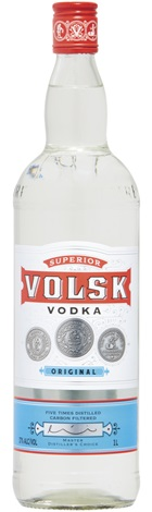 Volsk Vodka 1 litre