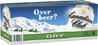 Canadian Club & Dry Can 375mL (10 pack)
