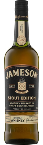Jameson Caskmates Stout Edition 700mL