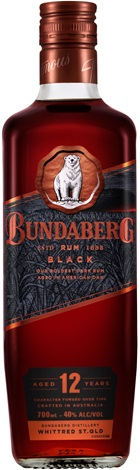 Bundaberg Black Rum 700mL