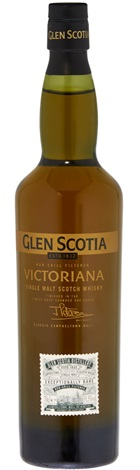 Glen Scotia Victoriana Single Malt Scotch Whisky 700mL