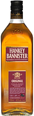 Hankey Bannister Scotch Whisky 700mL