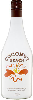 Coconut Beach Original 750mL