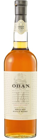 Oban 14YO Single Malt Scotch Whisky 700mL