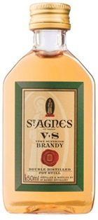 St Agnes VS Brandy 50mL