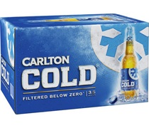 Carlton Cold Bottle 355mL