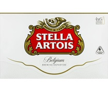Stella Artois Bottle 330mL