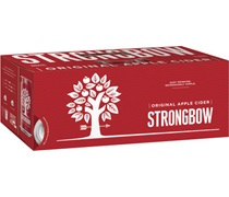 Strongbow Original Can 375mL (10 pack)