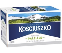 Kosciuszko Pale Ale Bottle 330mL