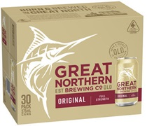 Great Northern Original Lager Block 375mL