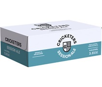 Cricketers Arms Session Ale Can 375mL