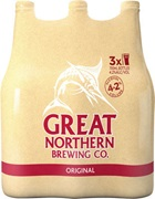 Great Northern Original Lager Bottle 700mL