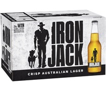 Iron Jack Bottle 330mL