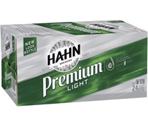 Hahn Premium Light Bottle 375mL