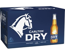 Carlton Dry Bottle 330mL