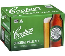 Coopers Original Pale Ale Bottle 375mL