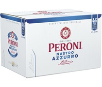 Peroni Nastro Azzurro Bottle 330mL