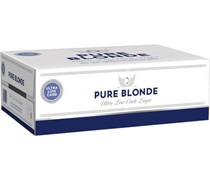 Pure Blonde Can 375mL