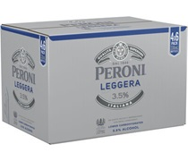 Peroni Leggera Bottle 330mL