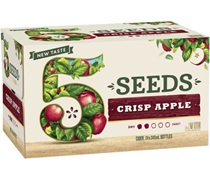 5 Seeds Crisp Apple Cider Bottle 345mL