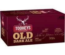 Tooheys Old Blk Bottle 375mL