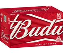 Budweiser Bottle 330mL