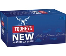 Tooheys New Bottle 375mL