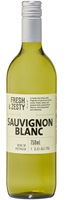 Cleanskin Fresh & Zesty SEA Sauvignon Blanc 750mL