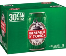 Hammer N Tongs Bitter Block Can 330mL