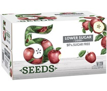 5 Seeds Lower Sugar Cider 345 mL